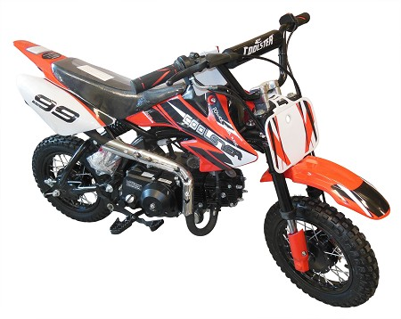 TrailMaster 110cc Coolster Dirt Bike