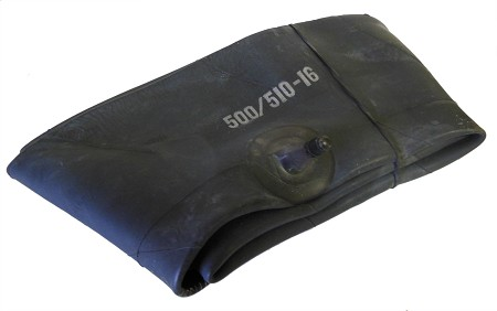 Cheng Shin Inner Tube with Nickle Valve (5.00-5.10 x 16)