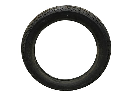 Dunlop F-24 Front Blackwall Tire (110/90x19)