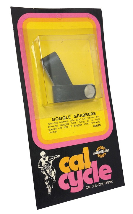Cal Cycle Goggle Grabbers