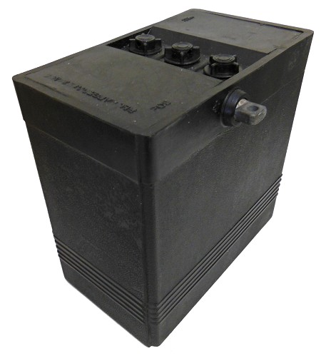 Heavy Duty Motorcycle Battery 6V - 24Ah