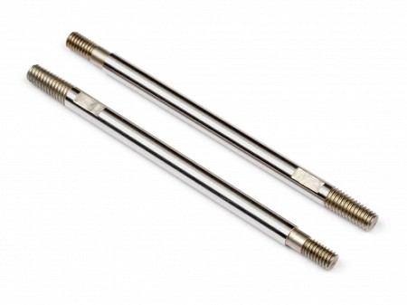 Shock Shaft, 3X49.5mm, (2pcs), Blitz/Firestorm