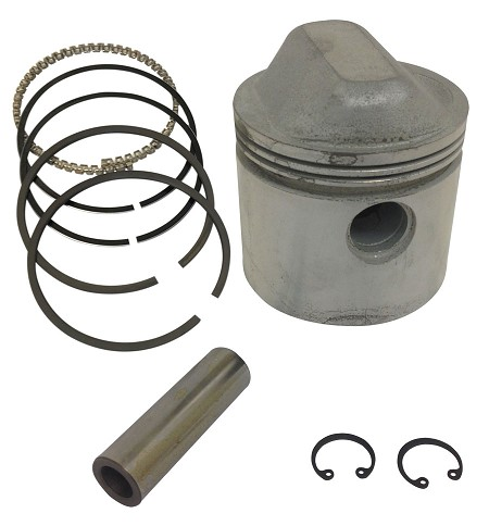 Piston Kit, Complete with Rings & Pin Harley-Davidson 900cc Sportsters
