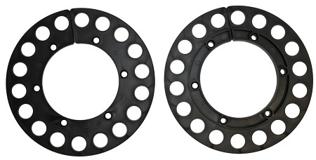 Plastic Sprocket Guard - 9""