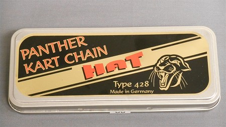 #428 Panther Chain, 60 Links