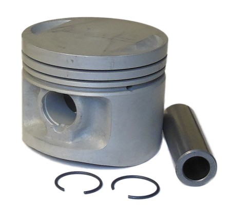 Piston With Pin & Locks For 883cc Evolution XL Harley-Davidson