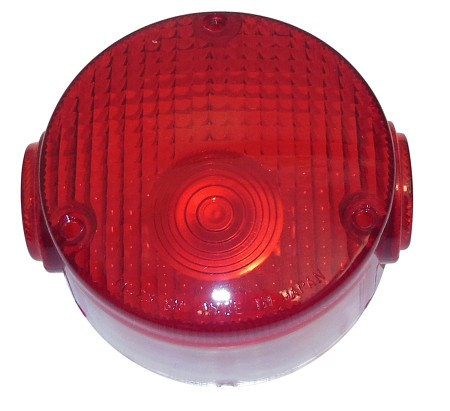 Tail Light Lens for Yamaha
