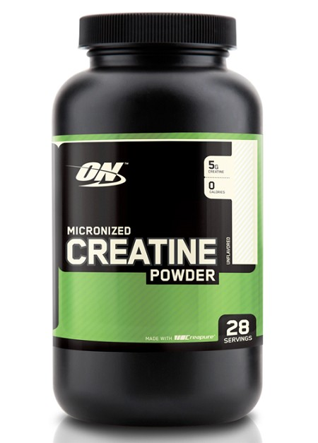 Optimum Nutrition Micronized Creatine Powder (28 Servings) - Unflavored