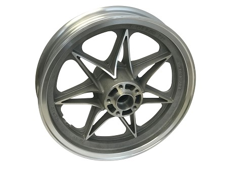 "16"" x 3.00"" Front or Rear Aluminum Mag Wheel"
