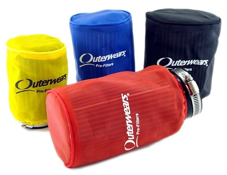 "Outerwears Pre-Filter (3-1/2"" x 4"")"