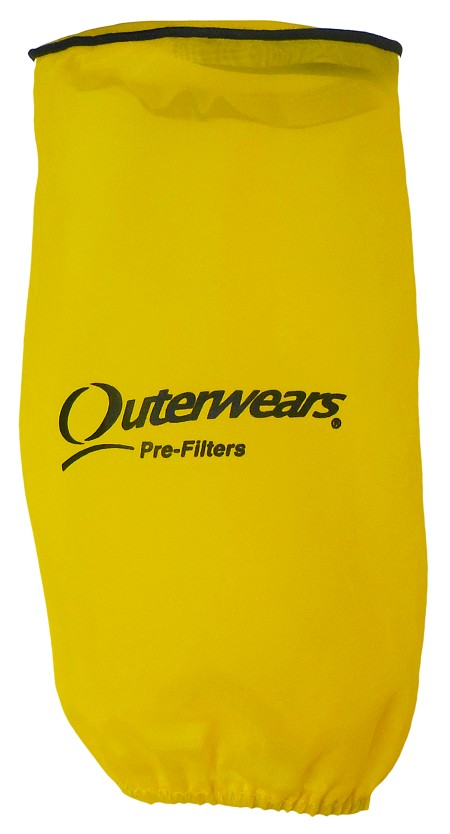 Outerwears Pre-Filter - 3-1/2'' X 8''