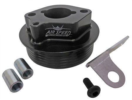 Airspeed II Clone Air Filter Adapter & Bracket - 2nd Generation