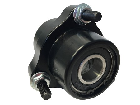 Step Down Racing Wheel Hub (Front with Bearings)