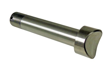 "Left Spindle Shaft (5/8"" x 3"")"