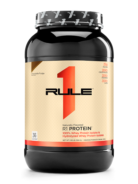 R1 Protein Naturally Flavored (36 or 38 Servings)