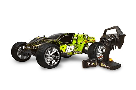 R10ST Stadium Truck RTR, 1/10 Scale, Brushless, w/ a Battery, and Charger - Brushless