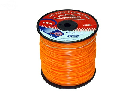 Line Trimmer .080 3 Lb. Spool Diamond