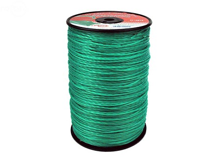 Line Trimmer .105 920' Lge Spool Quad-Tex Twist Green