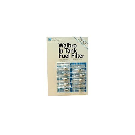 Walbro Oem In Tank Filter Display Of 10