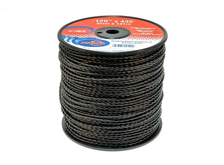 Trimmer Line 3Mm/.120'' Medium Spool (Export)