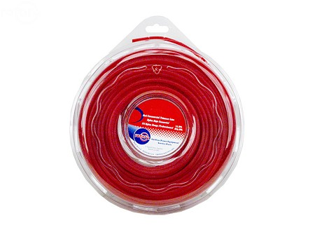 Line Trimmer .105 X 1 Lb. Donut Red Commercial