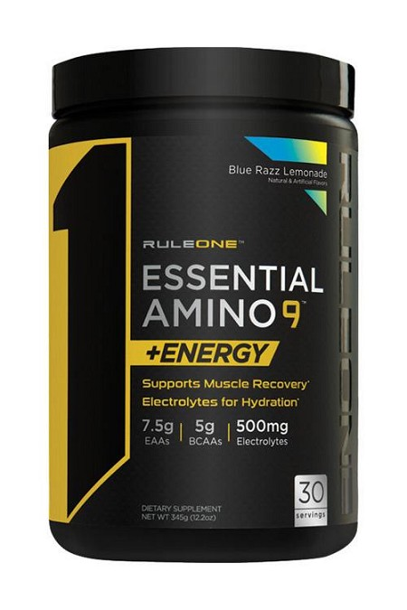 R1 Essential Amino 9 +Energy Supplement (30 Servings)