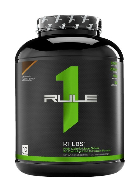 R1 LBS High Calorie Mass Gainer (10 Servings)