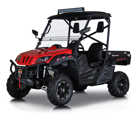 BMS RANCH PONY 700 2S EFI UTV