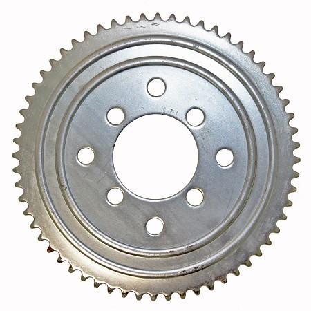 #35 Sprocket 60T with Dual Bolt Pattern