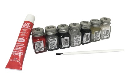 Testors Model Building Paint Set