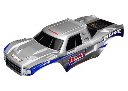 Body, Bigfoot® Summit Racing Equipment®, Officially Licensed Replica (Painted, Decals Applied)