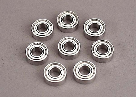 (8) Ball Bearings (5x11x4mm) for Traxxas