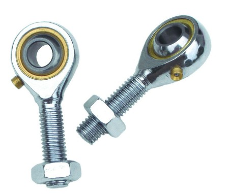 8mm Tie Rod End with Jam Nut