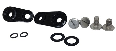 Vega KJ2 Pivot Kit for Replacement Face Shield