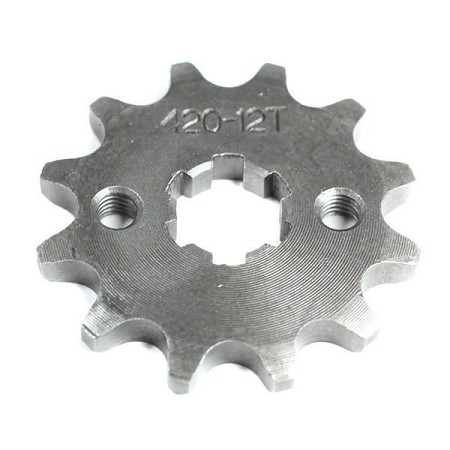 #420 Front Sprocket for Chinese ATV's (12, 13, 14, 15, or 17T)