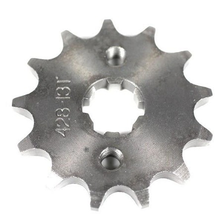 #428 Front Sprocket for Chinese ATV's (13, 14, 15, or 16T)
