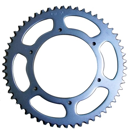 "Sprocket #41 54T (5-1/4"" Bolt Circle)"