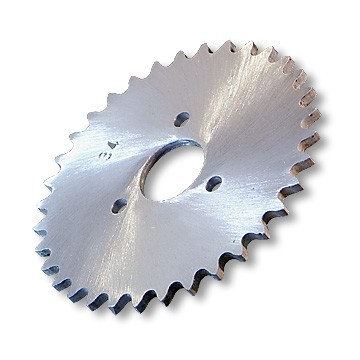 "Azusa Aluminum Sprocket #35 Chain - 1-11/16"" Bolt Circle"