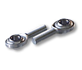 1/4-28 Male Deluxe Rod End Bearing (Left)