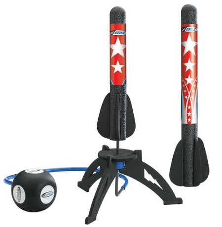 Rocket Star Air Model Rocket Launch Set, RTF (Ready to Fly)