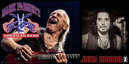 Mark Farner's American Band with special guest John Corabi