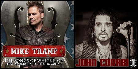 Mike Tramp with special guest John Corabi