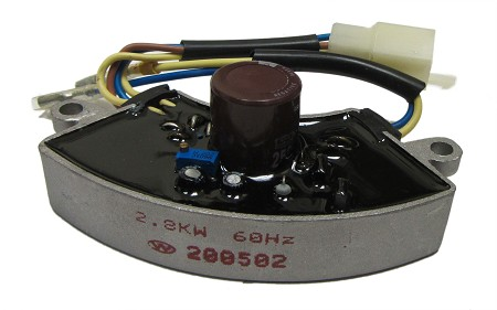 Auto. Voltage Regulator Assembly for 2500w & 4000w Generator