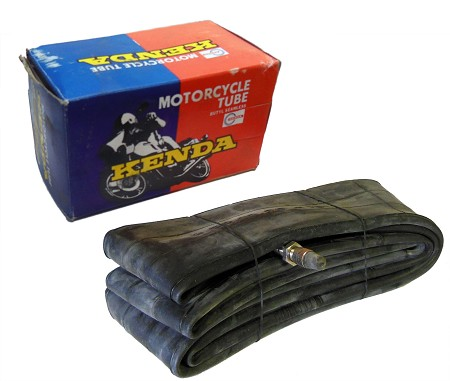 Kenda Inner Tube with Nickle Valve (350/400-10)
