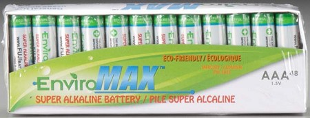 Fuji Batteries AAA Alkaline Battery (48)