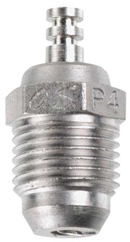 O.S. P4 Turbo Plug Super Hot Off-Road #71641400