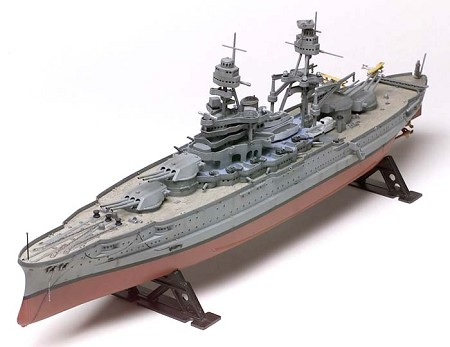 USS Arizona Battleship (1/426 Scale) from Revell Models #850302