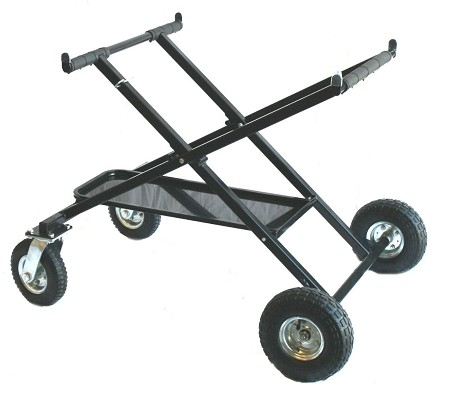RLV Heavy Duty ''X'' Rear Steer Racing Kart Stand