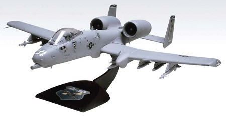 1/72 Scale A-10 Warthog SnapTite Plastic Model Kit by Revell