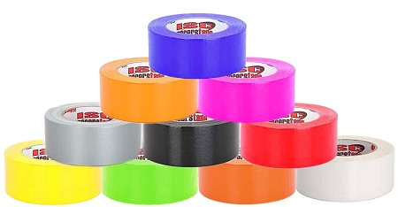 ISC Racer's Duct Tape (90' Multi-color)